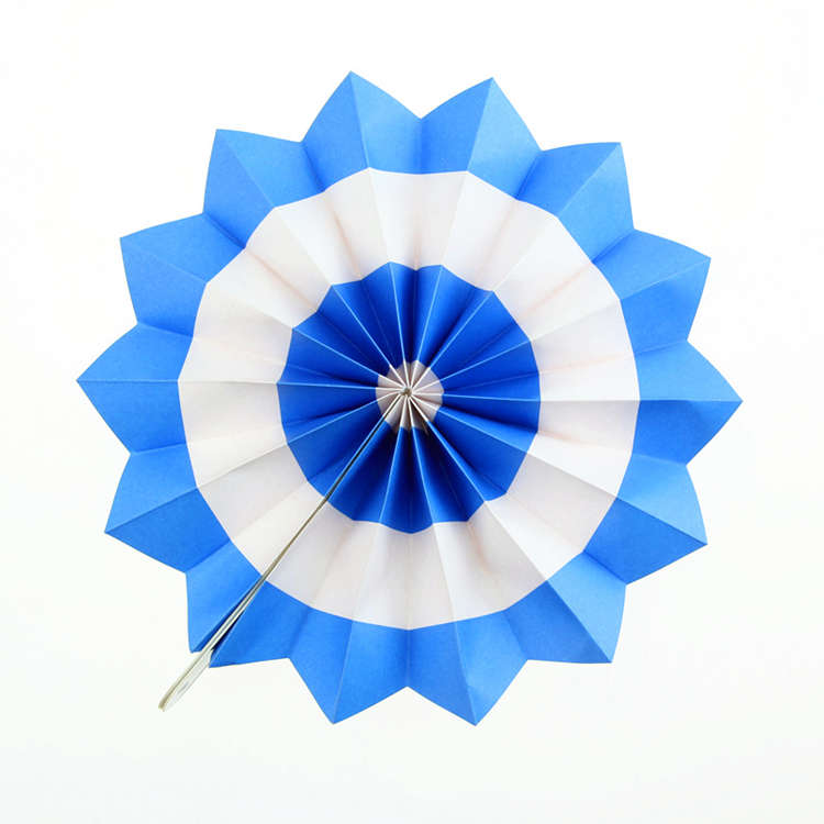 star paper decoration
