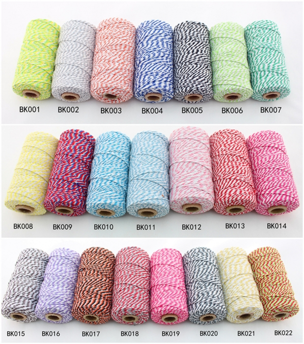 Decorative cotton Bakers Twine